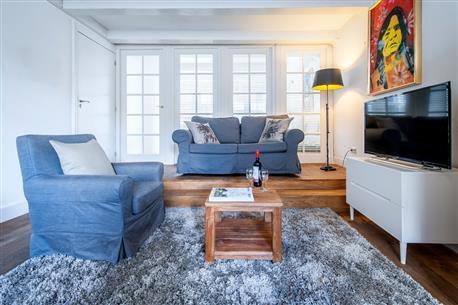 Jordaan Noordermarkt Apartment B - Image 1 - Amsterdam - rentals
