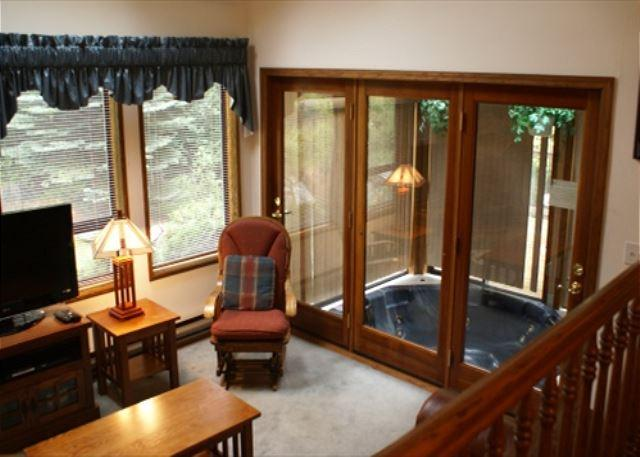Cedar Hollow 10 - Quiet mountainside location with private hot tub - Image 1 - Whistler - rentals