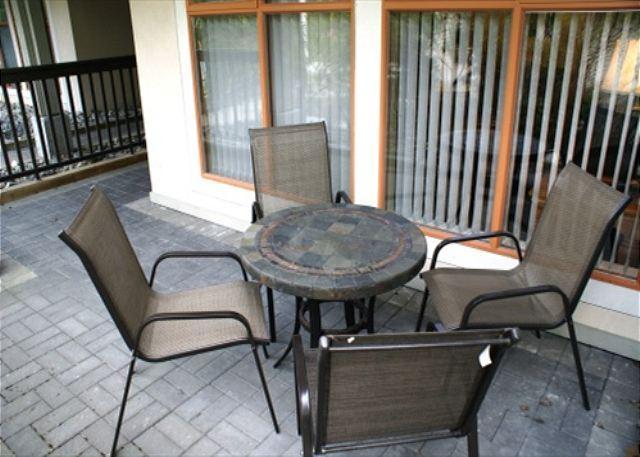 Stoney Creek Northstar 127 - 1 bedroom ground floor condo - Image 1 - Whistler - rentals