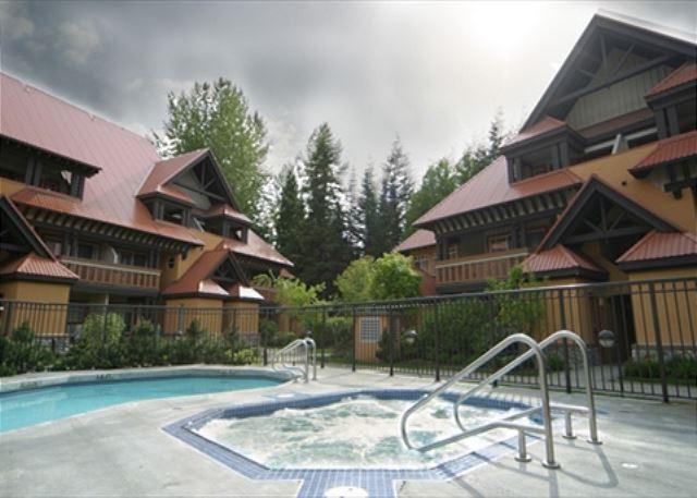 Stoney Creek Sunpath 51 - pool and hot tub access, free wifi & parking - Image 1 - Whistler - rentals