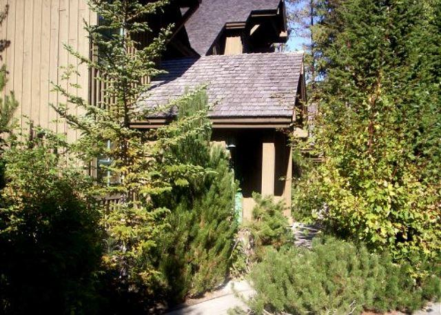 The Woods 33 - 2 bedroom condo with hot tub access - Image 1 - Whistler - rentals