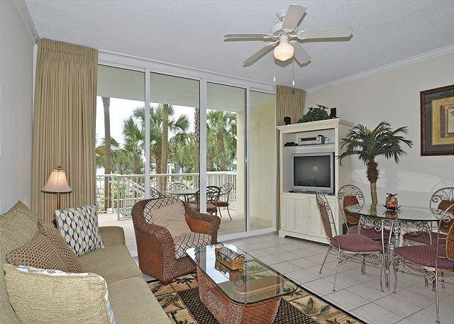Wonderful 1 Bedroom on the Bay at Destin West / Sleeps 6 - Image 1 - Fort Walton Beach - rentals
