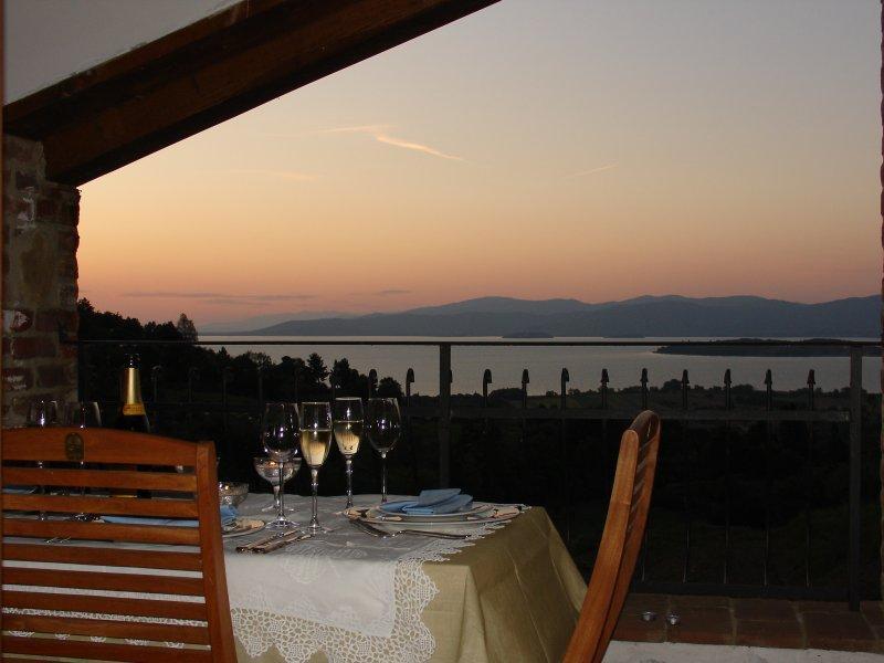 Borgo Belvedere - With pool and garden sleep 6/8 - Image 1 - Panicale - rentals