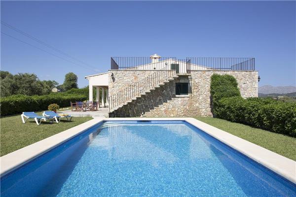 4 bedroom Villa in Alcudia, Mallorca, Mallorca : ref 2234841 - Image 1 - Alcudia - rentals
