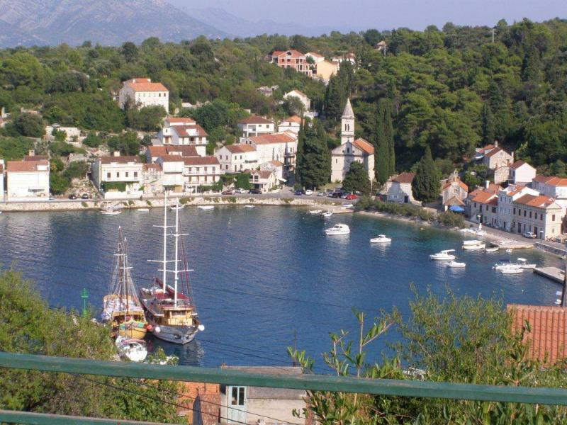 VIEW - APARTMENT FLOWER WITH BEAUTIFUL VIEW - Korcula - rentals