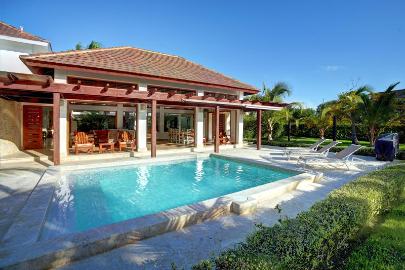 Welcome to Villa Mallorca - TOP RATED -5BD Luxury Villa w/Full Staff - Punta Cana - rentals