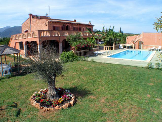 7 bedroom Villa in Selva, Mallorca : ref 3757 - Image 1 - Selva - rentals