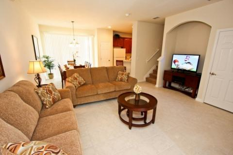 Beautiful decorated 4 bedroom  Villa on a Lake! - Image 1 - Kissimmee - rentals