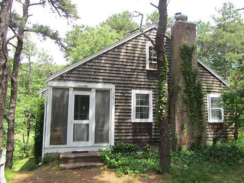 Peaceful Wellfleet Cottage (1411) - Image 1 - Wellfleet - rentals