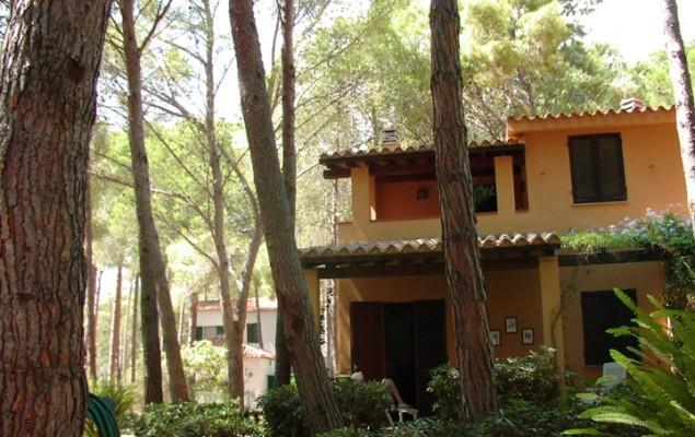 Front - Villa La Felce, lovely villa at 200m from the sea - Pula - rentals