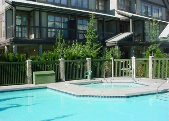 Stoney Creek Northstar 14 - Whistler village location, pool & hot tub access - Image 1 - Whistler - rentals
