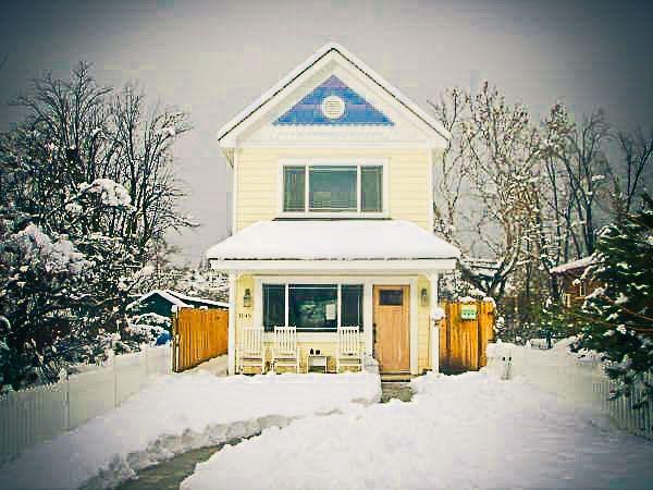 Front Winter - DurangoHouse - Durango - rentals