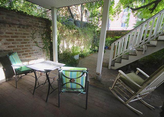 Bonard Garden on Jones - Image 1 - Savannah - rentals