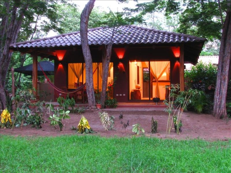 Casa Rustica 1 - Boutique Style Beach House a few steps from the surf - Image 1 - Tamarindo - rentals