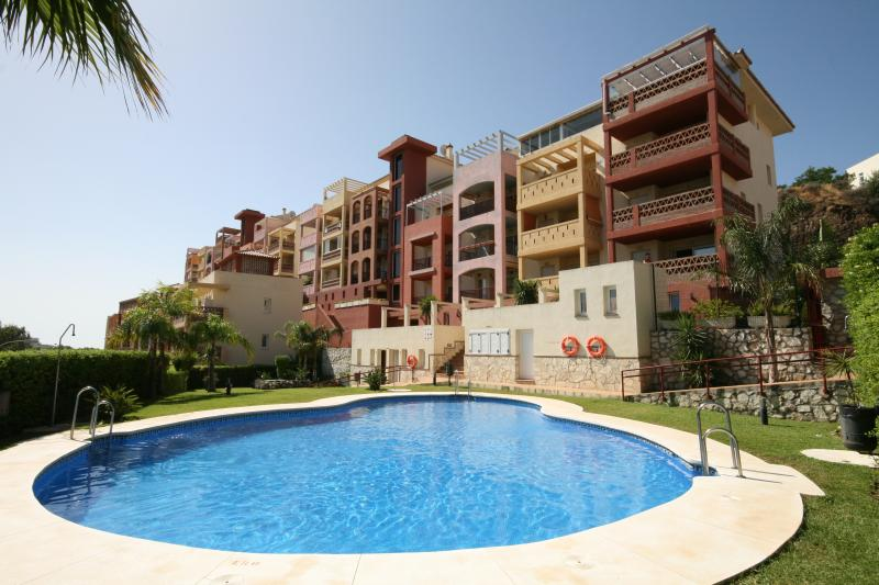 Two Bedroom apartment 445 - Image 1 - Malaga - rentals