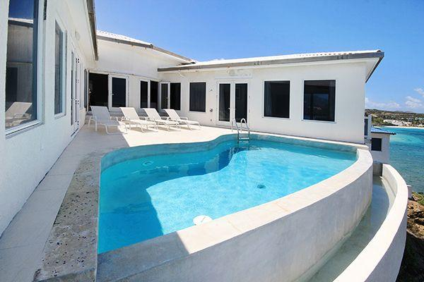 Bliss - Ideal for Couples and Families, Beautiful Pool and Beach - Image 1 - Philipsburg - rentals