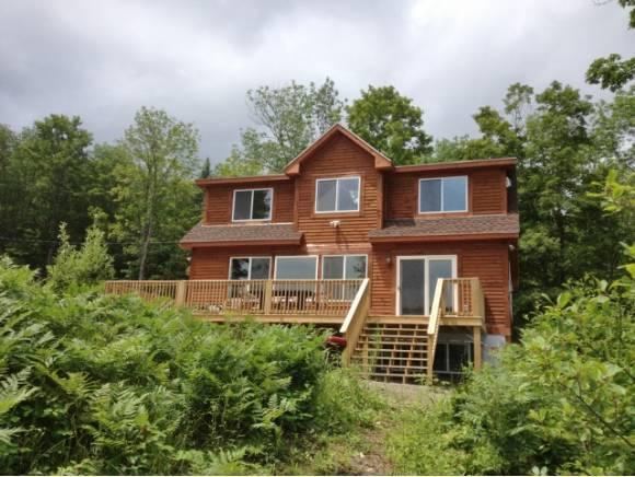 LAKEFRONT NEW HOUSE WITH KAYAKS !!! - Image 1 - Franconia - rentals