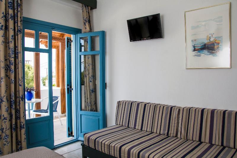 Doule Room - Villa Irida Apts - Heraklion - rentals