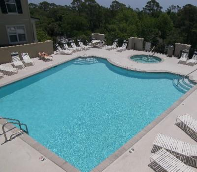 Roof Top Pool and Spa Right in North Forest Beach - 15 % 2 Bd Villa,Rooftop Pool/Spa Walk to Beach - Hilton Head - rentals