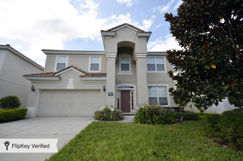 Frontage - Flagstone Villa - Kissimmee - rentals