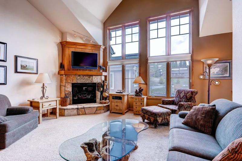 Tyra Riverbend Lodge - Ski-In/Ski-Out - Image 1 - Breckenridge - rentals
