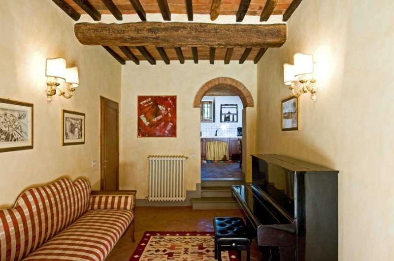 Borgo in Rosa - Unit 2 - Image 1 - Florence - rentals