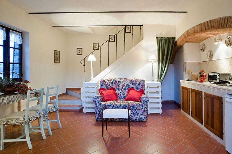 Villa della Torre - Oleandri - Image 1 - Certaldo - rentals