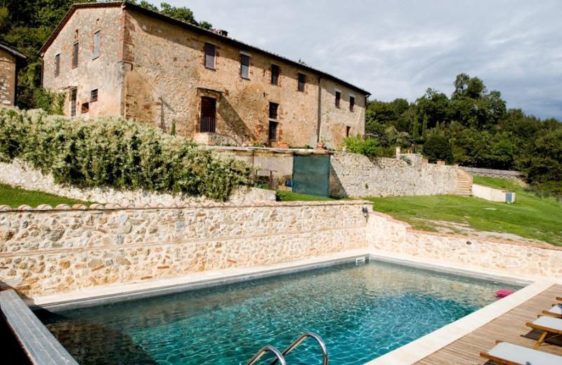 Il Baroncino - The Entire Villa For 12 - Image 1 - Siena - rentals