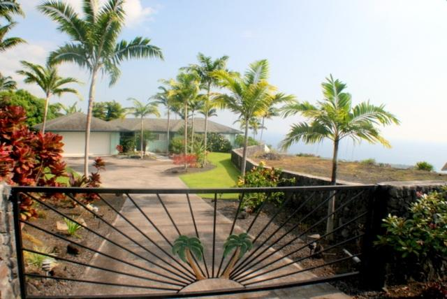Huck's Tropical Hideaway PUEOPL - Image 1 - Kailua-Kona - rentals