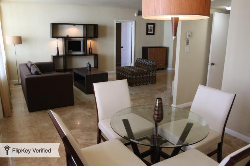 OCEANFRONT 1BR 1,5BA MIAMI BEACH at SEACOAST SUITES - Image 1 - Miami Beach - rentals