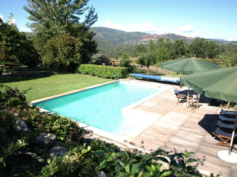 superb 6bdr manor house,pool w/ stunning views - Image 1 - Mondim de Basto - rentals