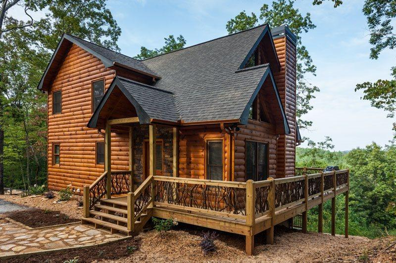 Owls Nest - Secluded 3 Bedroom Cabin Near Toccoa River - Blue Ridge - rentals