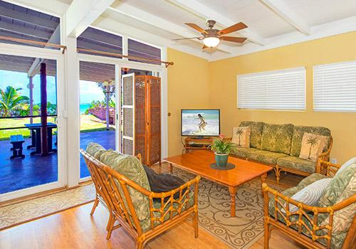 Kualoa Retreat 30 day minimum - Image 1 - Honolulu - rentals
