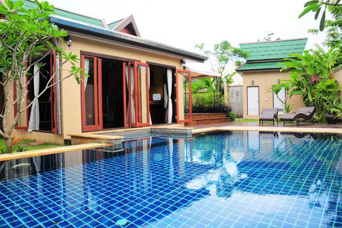 Baan Manu Chang - sleeps up to 2 - Baan Manu Chang, Krabi Private House - Ao Nang - rentals