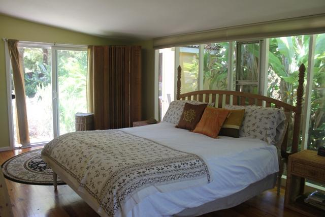Comfrotable King Size Bed - Hale Kokomo Maui Jewel - Haiku - rentals