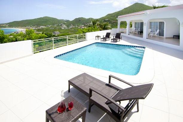 SPECIAL OFFER: St. Martin Villa 208 Located In The Exclusive Gated Community Of Tamarind Hill Estates. - Image 1 - Dawn Beach - rentals
