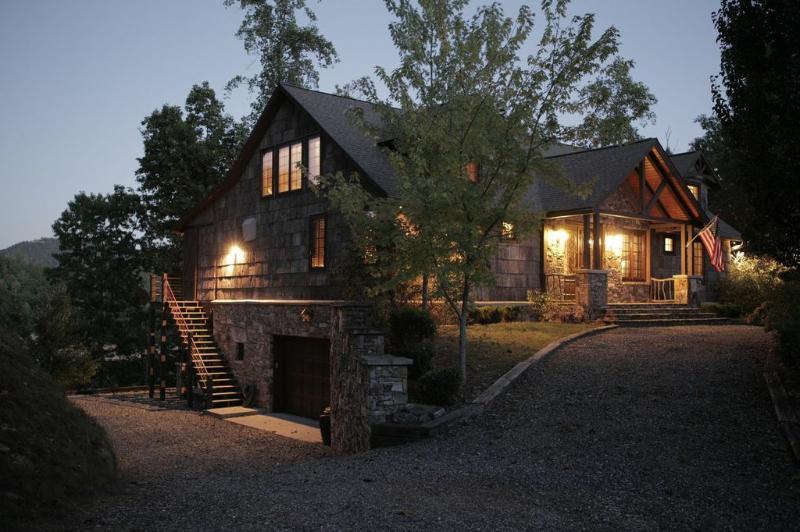 Fontana Lake Home - Image 1 - Bryson City - rentals