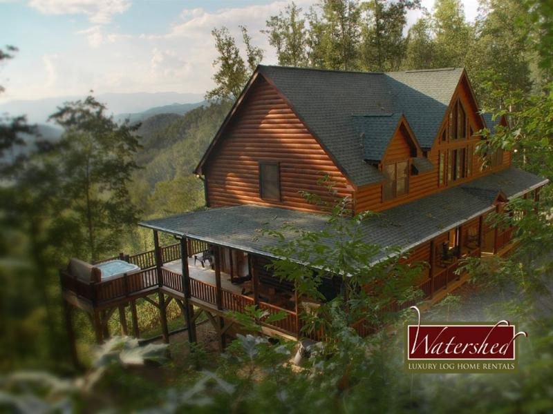 Brown Bear Lodge - Image 1 - Bryson City - rentals