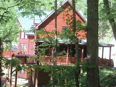 Brown Bear Lodge - Image 1 - Bryson City - rentals