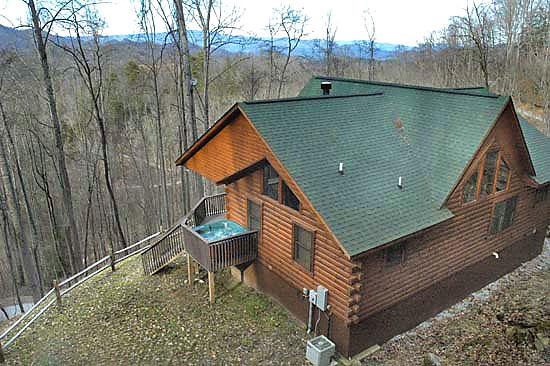 Falling Waters - Image 1 - Bryson City - rentals