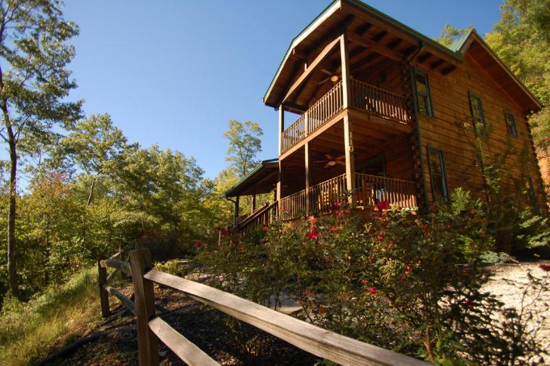 Hiker's Rest - Image 1 - Bryson City - rentals