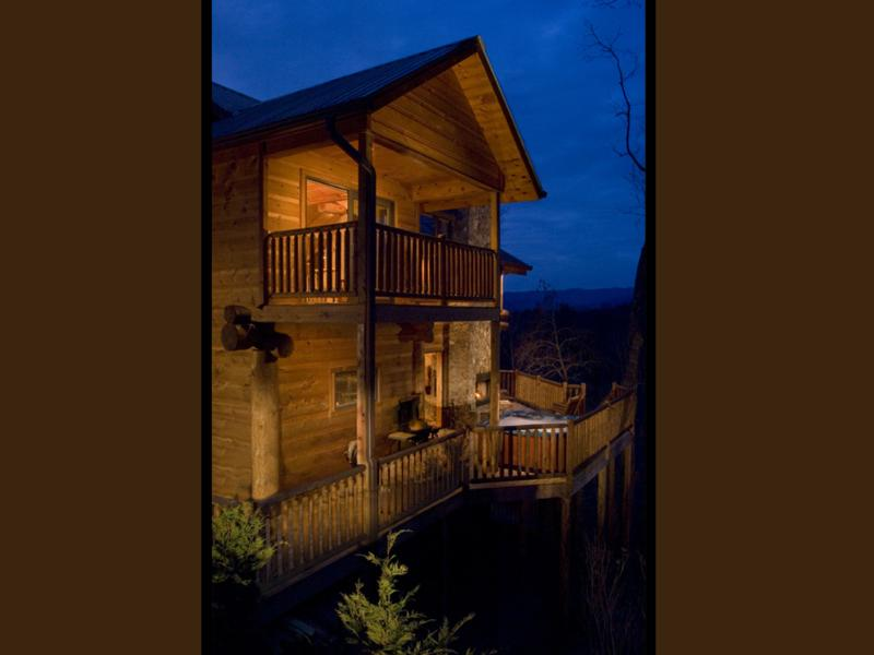 Watershed 10 - Image 1 - Bryson City - rentals