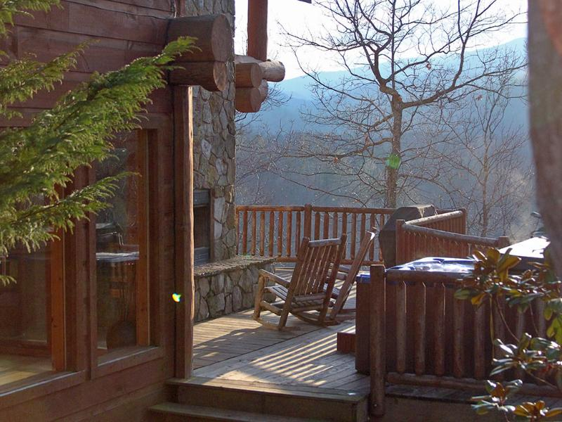 Watershed 12 - Image 1 - Bryson City - rentals