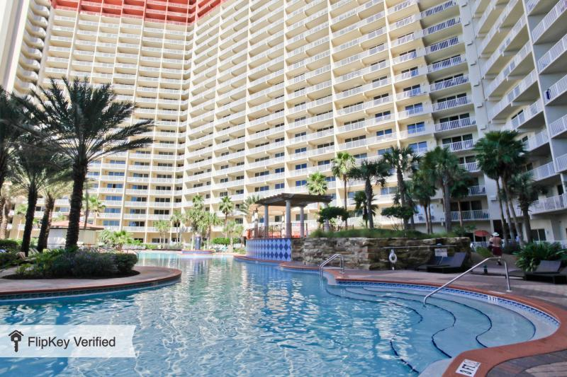 Perfect 1 Bedroom Luxury Condo with Pool at Shores of Panama - Image 1 - Panama City Beach - rentals