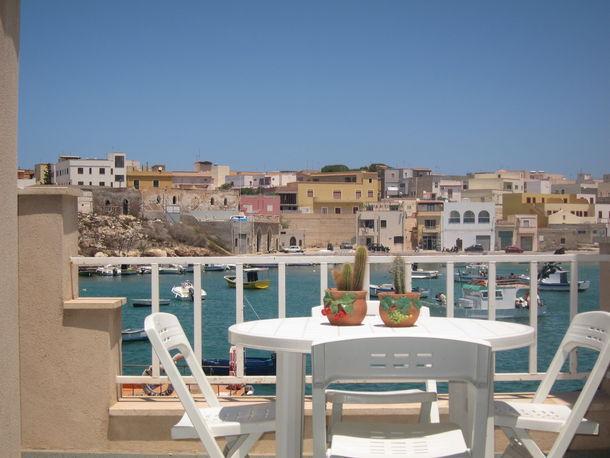 Dreaming Lampedusa panoramic terrace - Image 1 - Lampedusa - rentals