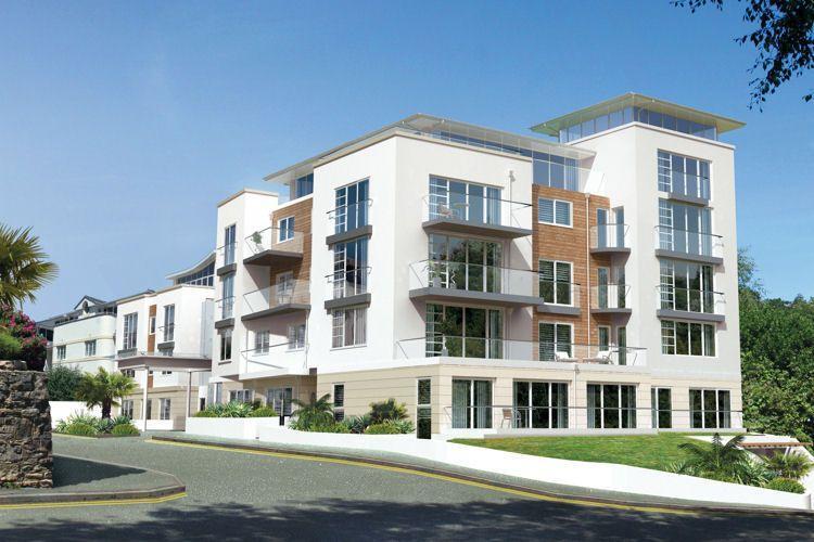 Outside Studland Dene, Bournemouth - 20a Studland Dene located in Bournemouth, Dorset - Bournemouth - rentals