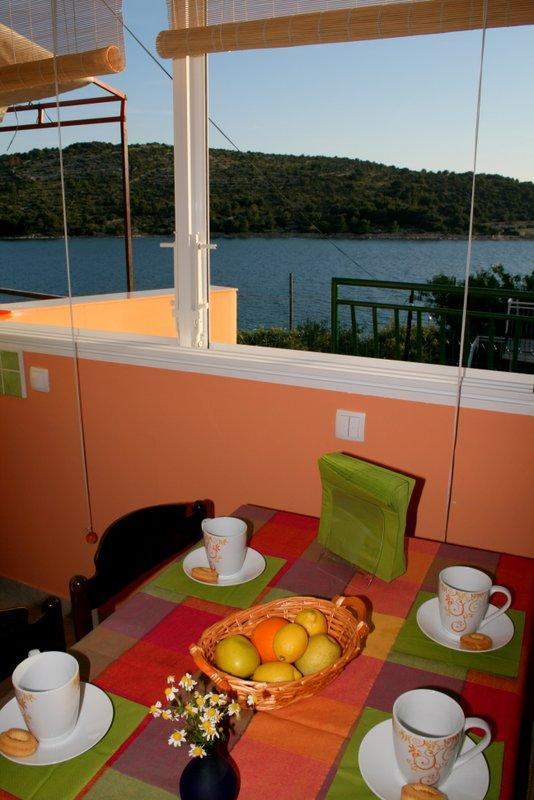 Apartment Neptune - Image 1 - Kaprije - rentals