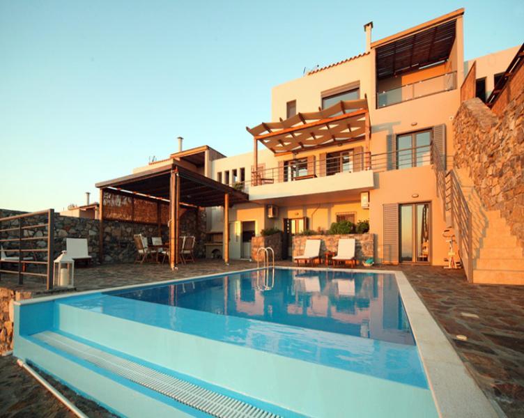 Villa Spartan - Image 1 - Elounda - rentals