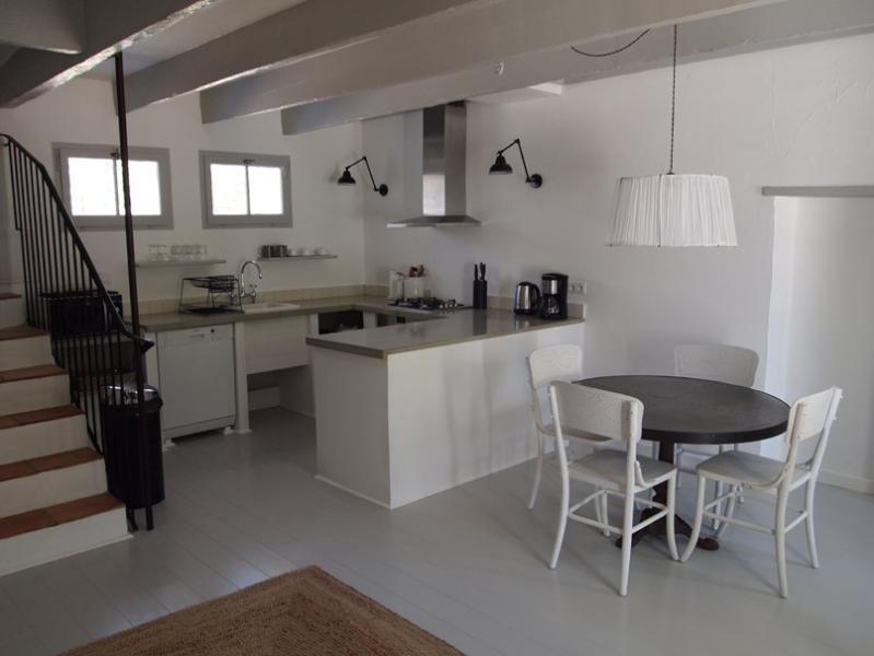 Clematite - open plan living area - 'Le Mas des Oules' - Maison Clematite - Uzes - Uzes - rentals