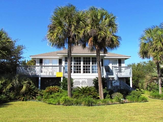 "2504 Palmetto Blvd - ""Real Escape"" - Image 1 - Edisto Beach - rentals"